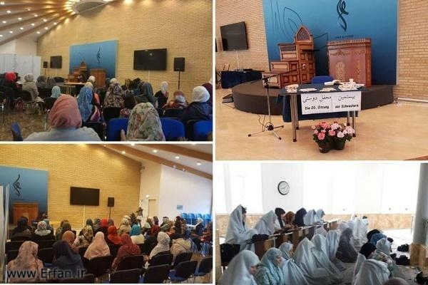 20th gathering of German Muslim women held in Copenhagen