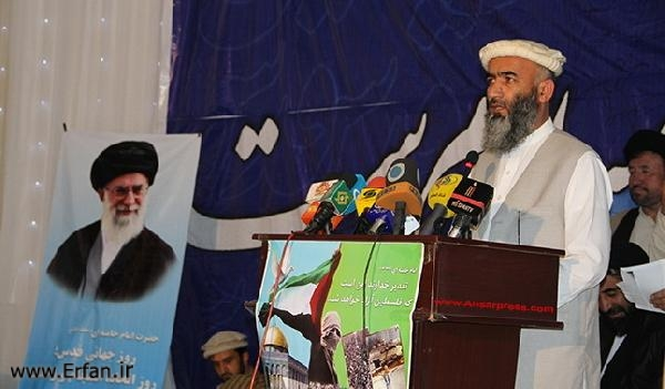 US helps ISIS by exaggerating danger of Taliban: Afghan cleric