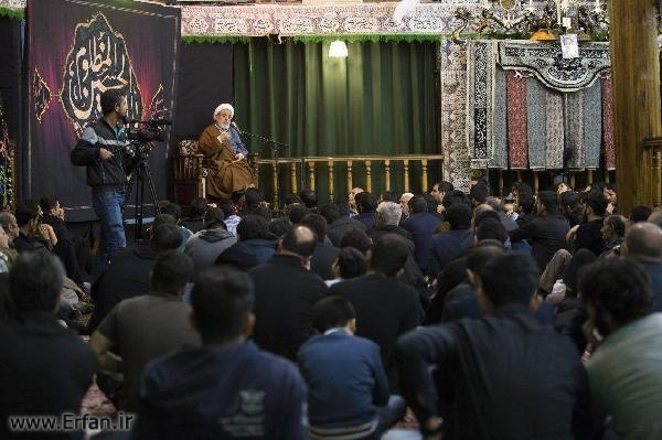 Professor Ansarian:The hellfire is the result of Allah's hatred from the criminal servant