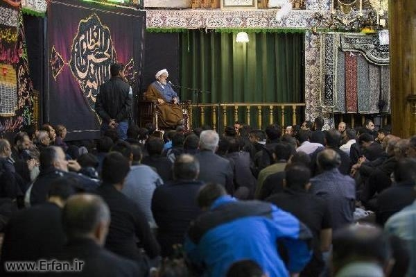 Professor Ansarian:The thieves of the people's properties do not believe in Allah and the day of Resurrection