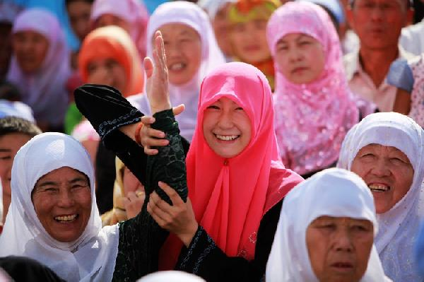 Chinese Muslims on the Silk Road