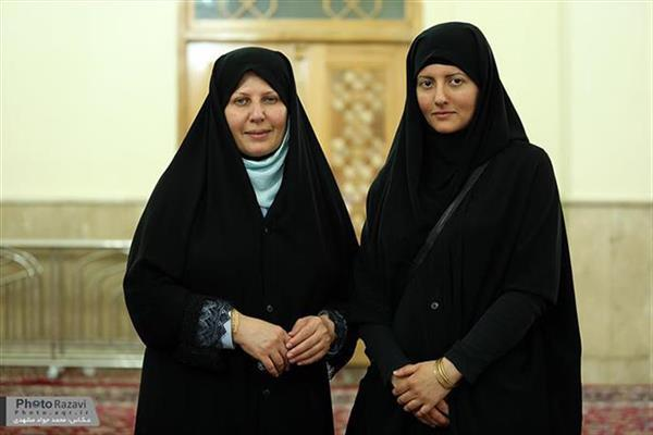 Interview with a Lady who Propagates Islam, Imam Reza's (A.S.) Light Connect me to the God