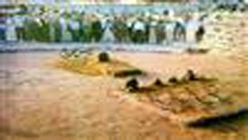 Anniversary of the destruction of the Jannatul Baqi by Ale-Saud
